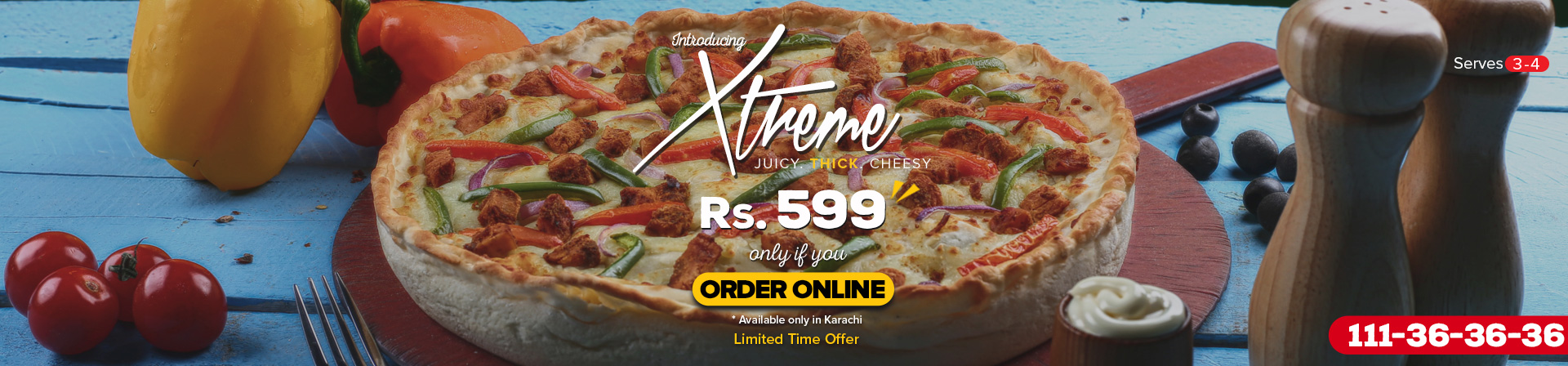 Xtreme By 14th Street Pizza